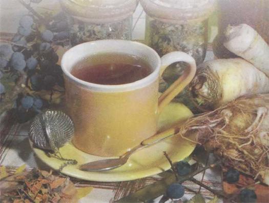 čaj na nervy