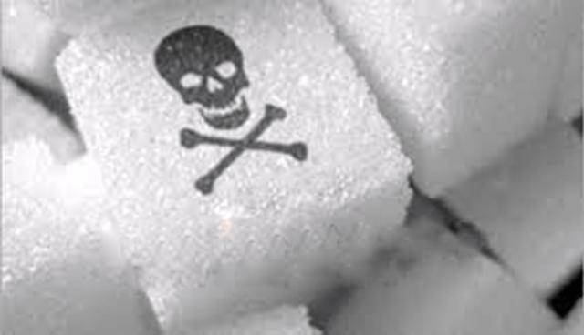 cukr je jed