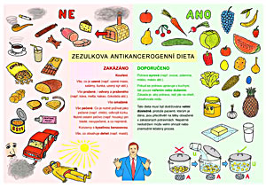 Zezulkova antikarcenogenní dieta