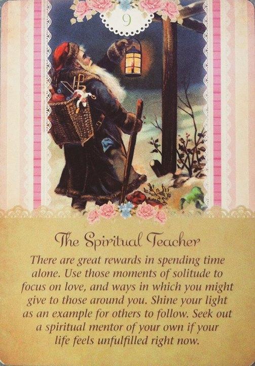Spiritual teacher