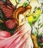 Doreen Virtue - karetní výklad - těhotenství
